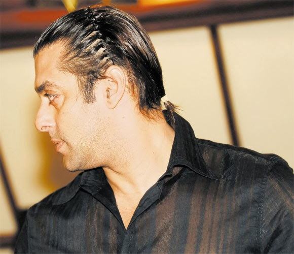 Salman Khan Hairstyle Images And Photos 2013 Cute Hd Walls