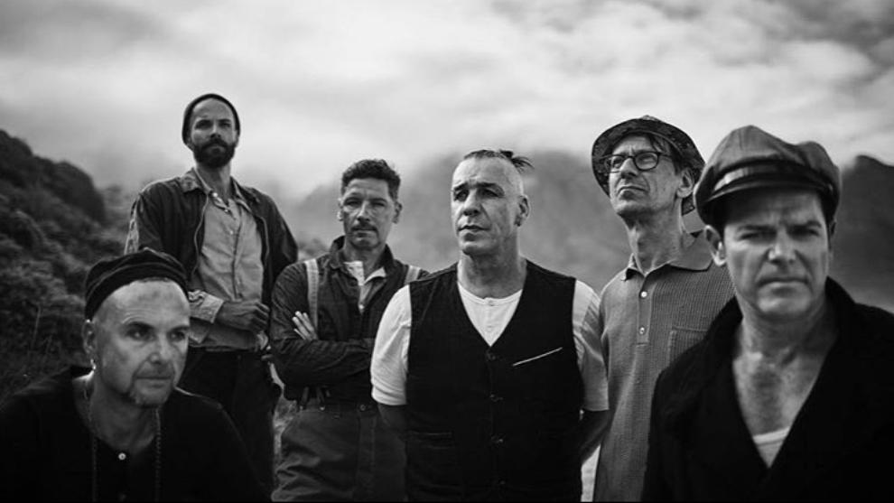 Rammstein confirma que están trabajando en Nueva música durante la cuarentena