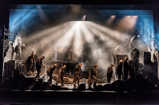Janacek: From the House of the Dead - Welsh National Opera (Photo Clive Barda)