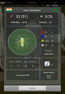 Free Download Game Cricket Player Manager Pro APK Terbaru 2018 Screenshot