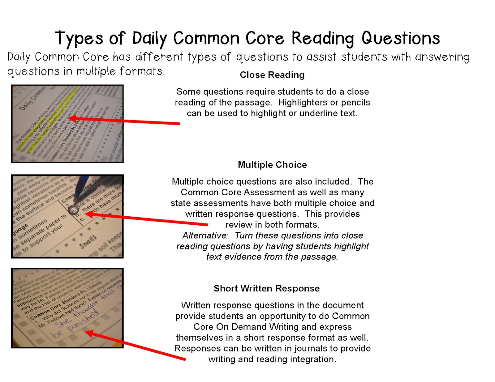Literacy Amp Math Ideas Free Close Reading Passage Of The Week