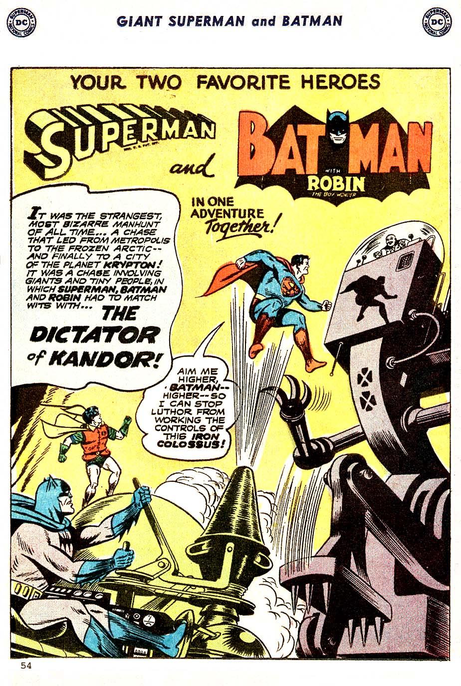 Read online World's Finest Comics comic -  Issue #179 - 56