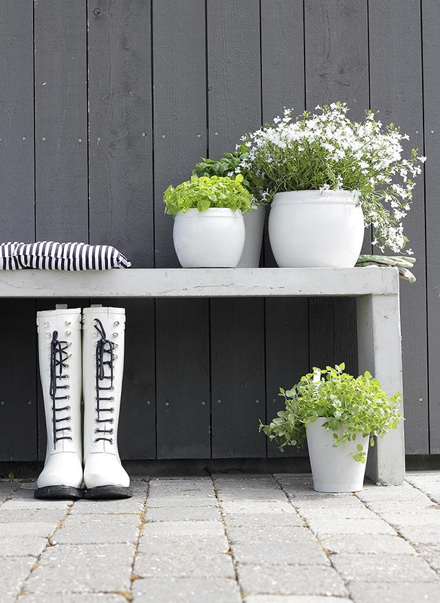 Buitenleven | Een warm welkom bij jouw voordeur - Woonblog StijlvolStyling.com
