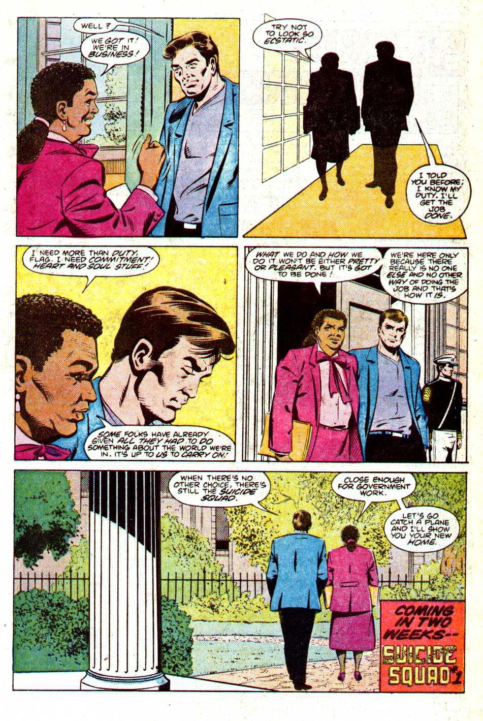 Read online Secret Origins (1986) comic -  Issue #14 - 42