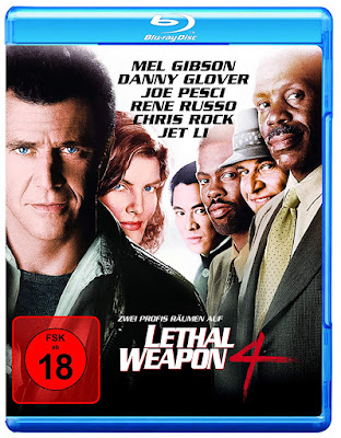 Lethal Weapon 4 1998 BD25 Latino