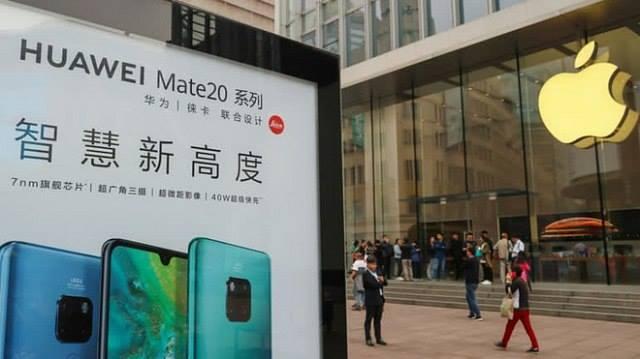 """Samsung, Huawei và cuộc đại chiến vì danh hiệu """"nhà sản xuất smartphone lớn nhất thế giới"""" ảnh 2"""