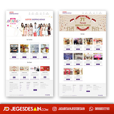 Belanja produk LOTTE Shopping Avenue Kuningan, Jakarta hadir dengan konsep online shopping mall. Nikmati sensasi belanja konsep MallinMall di iLOTTE.