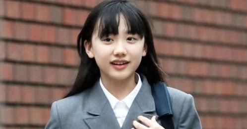Dorama World: Ashida Mana enters Keio Junior High School