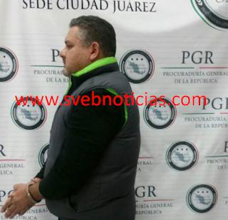 Cae Luis Arellano Romero 'El Bichy' en Ciudad Juarez Chihuahua