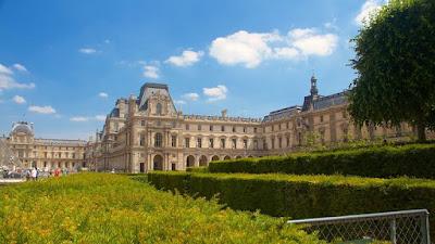 Vườn Tuileries - điểm đến không thể bỏ lỡ tại Paris