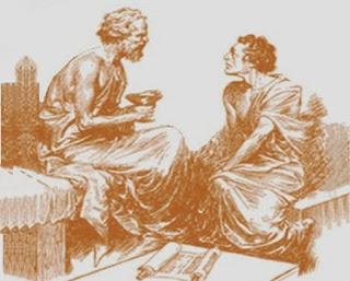 Socrate e il Test dell'amicizia a Triplo Filtro