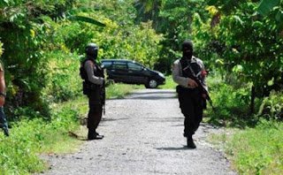 Seorang Anak Buah Alharhum Santoso Berhasil Dilumpuhkan Senin Kemarin - Commando