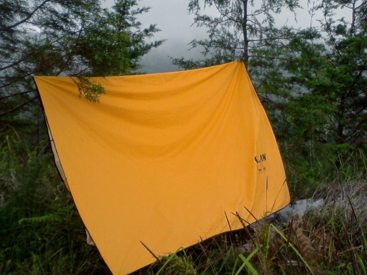 Daftar Harga Sewa Tenda Dan Peralatan Camping Dieng
