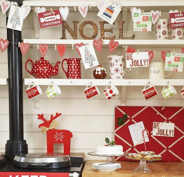40 ideas de decoraci n navide a escandinava for Decoracion escandinava