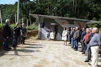 Prefeito Mario Tricano destaca que militares e praticantes de tiro poderão utilizar o local para treinamento