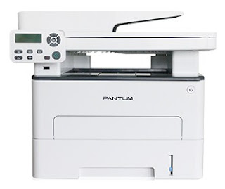 Printer professional person having many excellences hardly suited for you lot requiring multifungsi PANTUM M7100DN Printer Driver Download