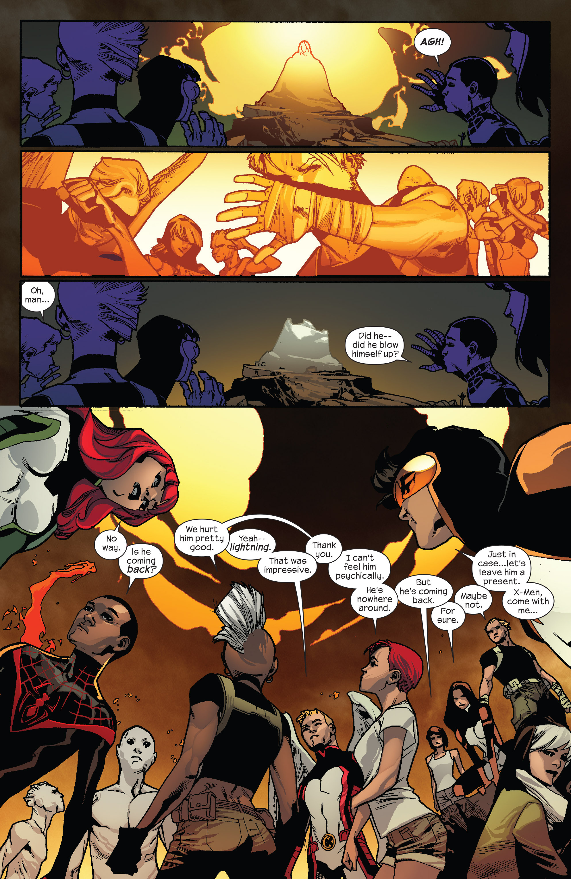 Read online All-New X-Men (2013) comic -  Issue #36 - 7