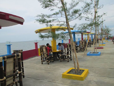 Wisata The Sea Pantai Cahaya di Kendal
