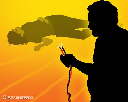 सशस्त्र बल का जवान ने WIFE के प्राइवेट पार्ट पर करंट लगाकर की हत्या। CRIME NEWS