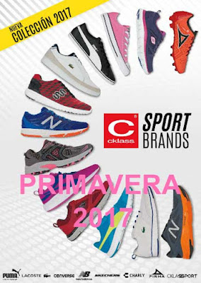 Catalogo Cklass 2017  multimarcas zapatos deportivos