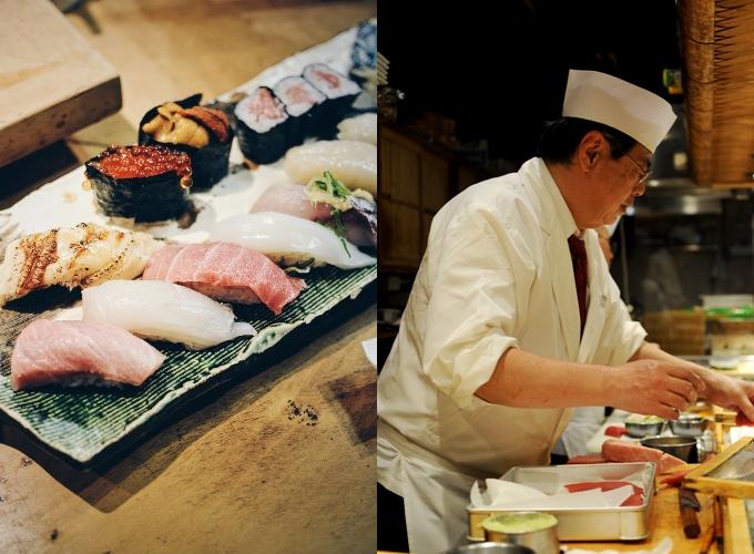 tsukiji przewodnik