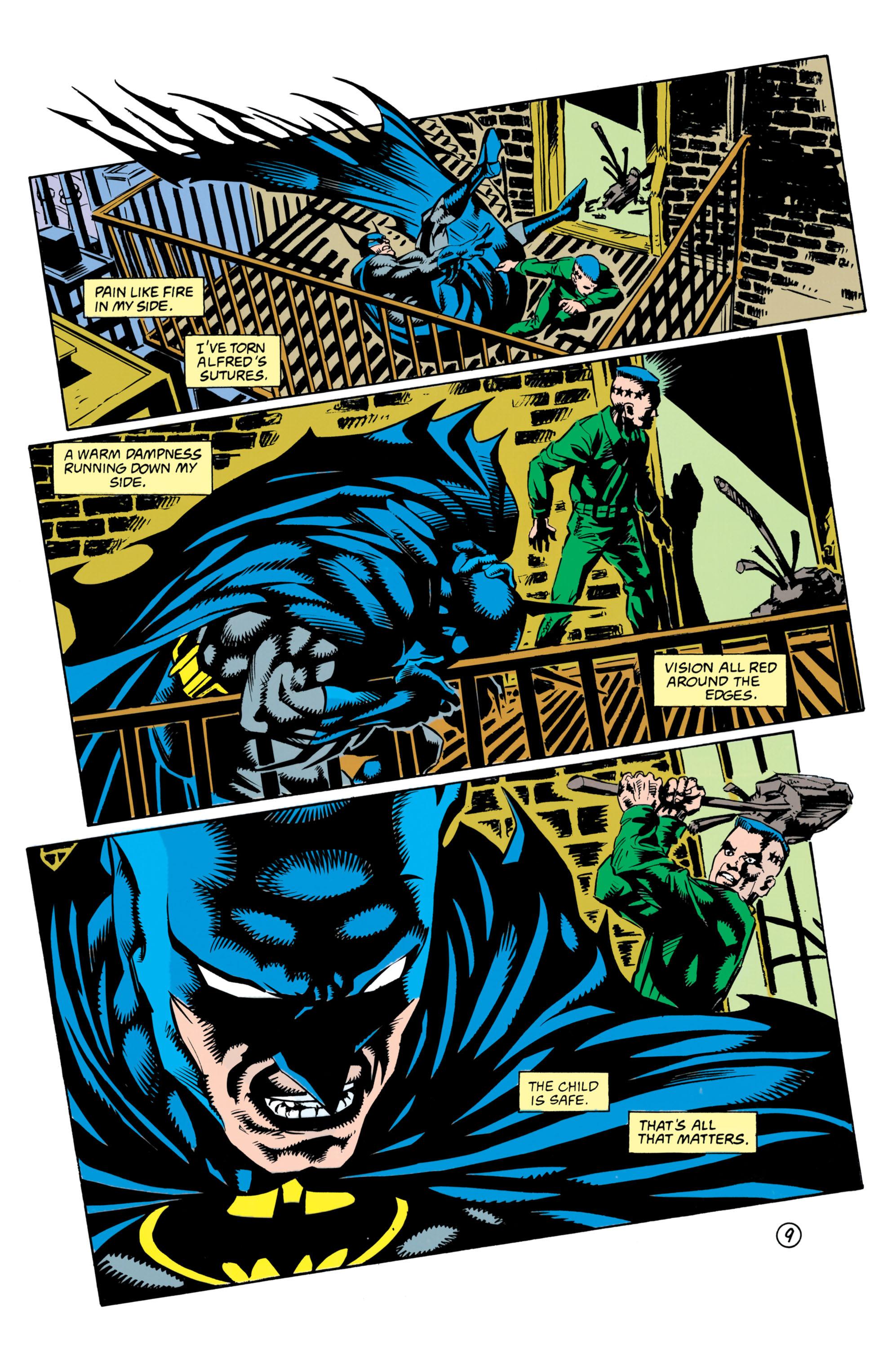 Detective Comics (1937) 655 Page 9