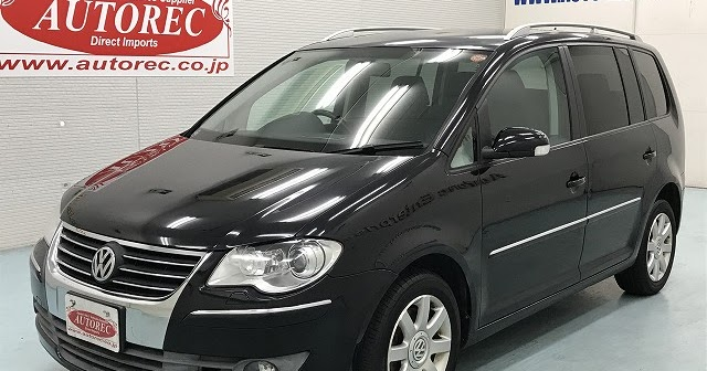 2009 volkswagen golf touran tsi highline rhd to durban for. Black Bedroom Furniture Sets. Home Design Ideas