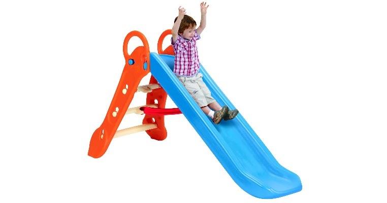 PZ001 - Grow N Up Qwikfold Maxi Slide ~ Zaha Toys ...