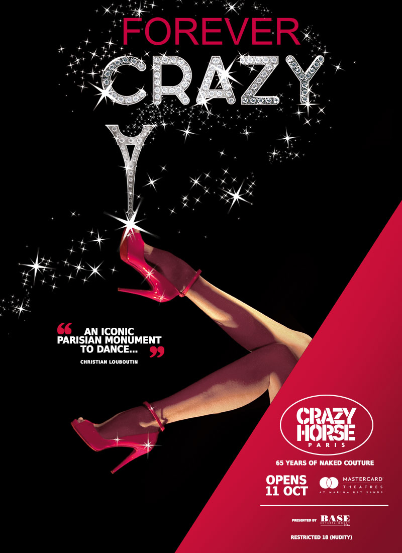 S M Ong: Boob riddance? 10 years ago, Crazy Horse closed