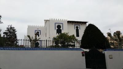 Caldes de Malavella. Casa Manegat