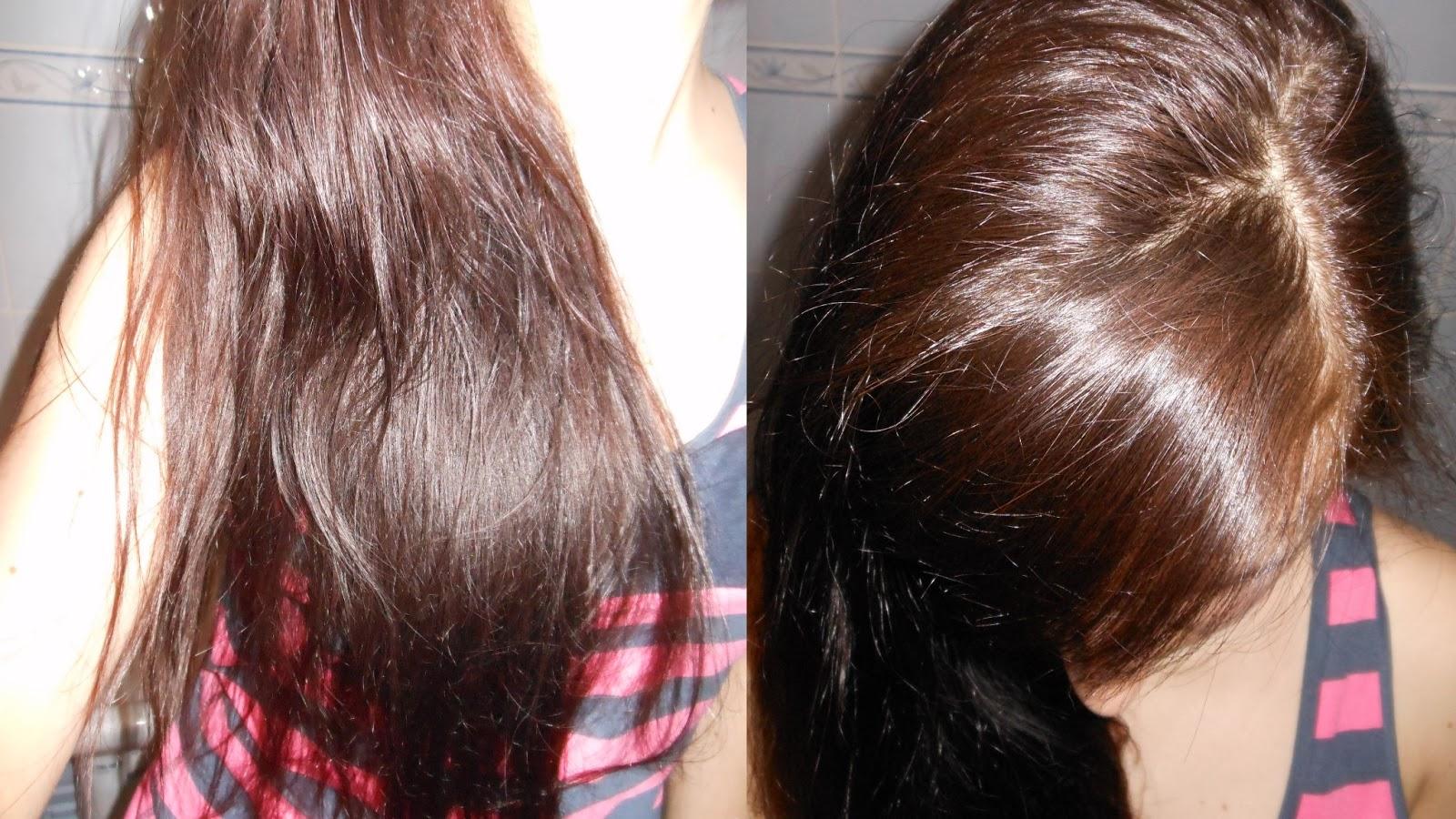 pousse de cheveux rapide et naturelle khadi marron fonc volution de la couleur en photos. Black Bedroom Furniture Sets. Home Design Ideas