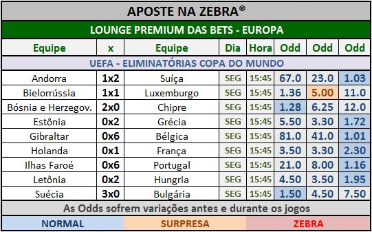 LOTECA 723 - GRADE BETS EUROPA ECM 02
