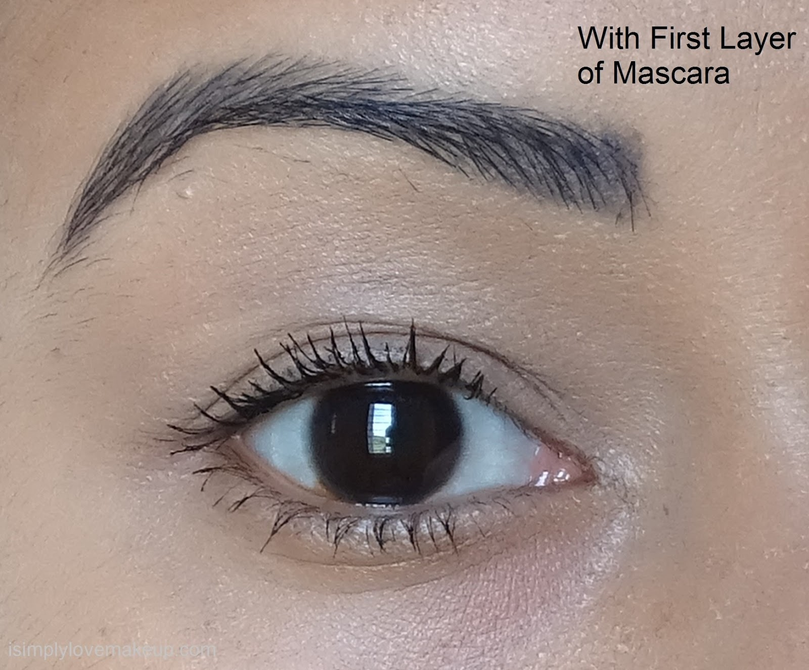 d13331f8bf4 This is the kind of wand that generally lengthening mascaras have and they  are great in prepping the lashes with a thin coat of product.