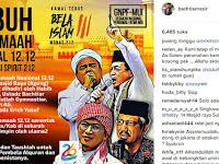 Ini Update Masjid Tempat Aksi 1212 Gerakan Subuh Berjamaah Nasional Besok