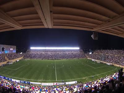 Nuevo estadio alebrijes Oaxaca