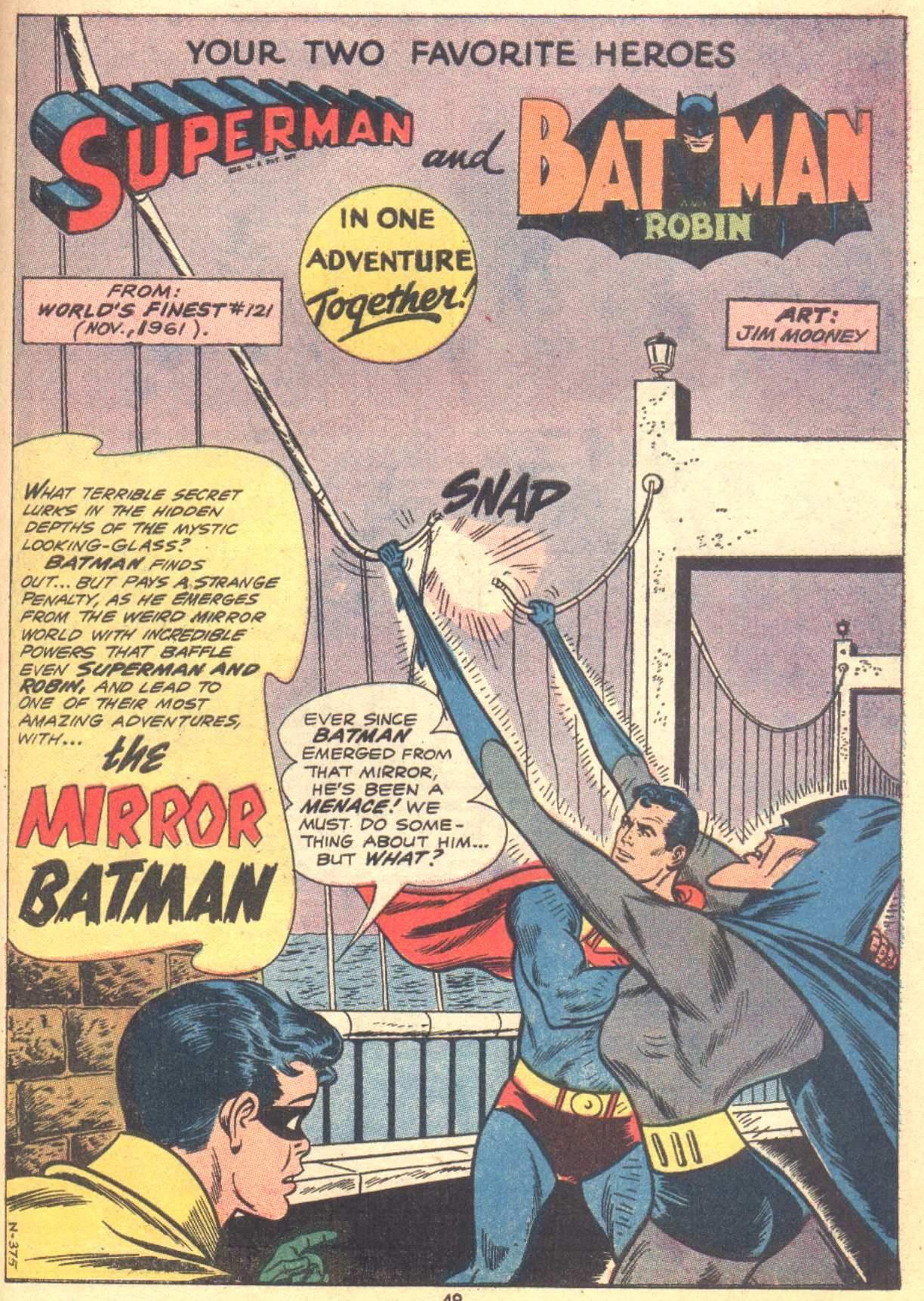 Read online World's Finest Comics comic -  Issue #206 - 44