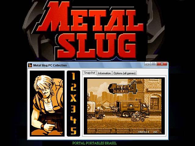 Metal Slug PC Collection