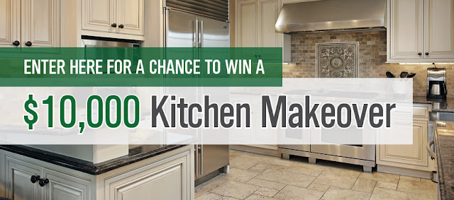 Rosina Kitchen Makeover Sweepstakes