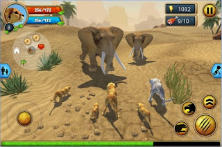 Games Cheetah Family Sim Apk