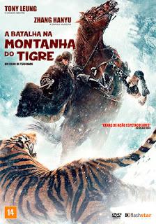 A Batalha Na Montanha do Tigre - BDRip Dual Áudio