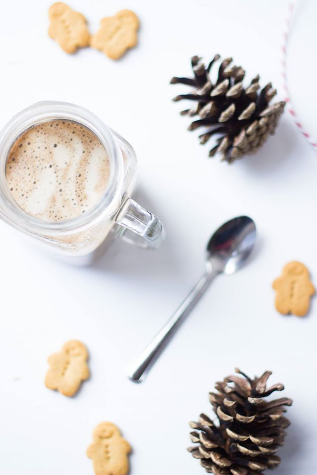 Make Your Own Festive Drink - Gingerbread Latte