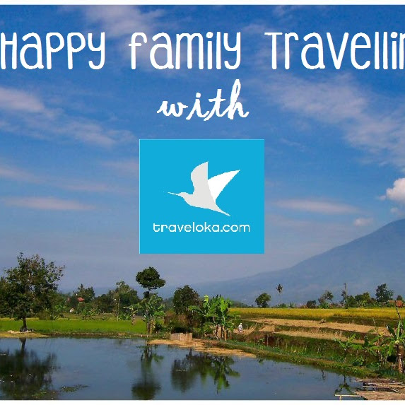 Happy - Family Travelling With Traveloka