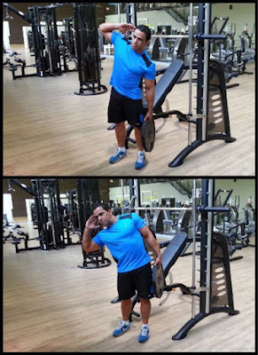best exercises to get abdominal vshape  gym workout