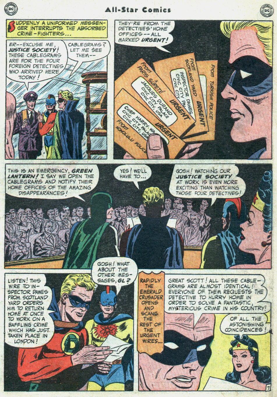 Read online All-Star Comics comic -  Issue #57 - 9