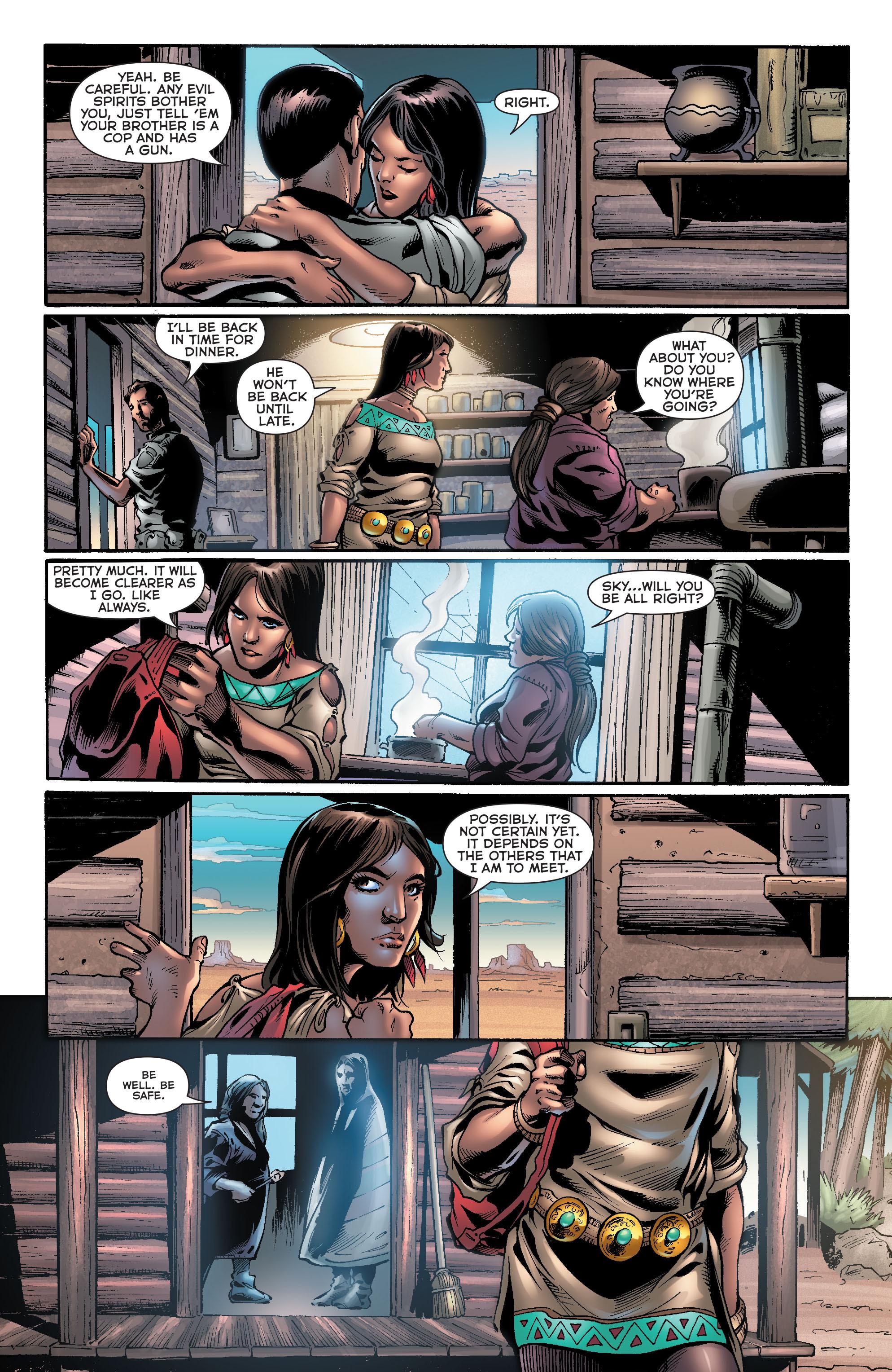 Read online Aquaman (2011) comic -  Issue #20 - 9