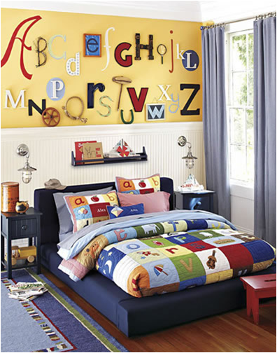 Little Boys Bedroom: New Interior Decoration: Fun Young Boys Bedroom Ideas