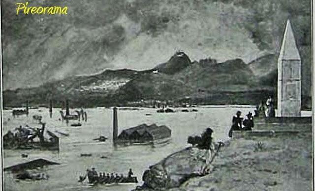 Ο μεγάλος κατακλυσμός του Πειραιά που στοίχισε τη ζωή σε τουλάχιστον 43 ανθρώπους