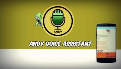 تطبيق-ANDY-Voice-Assistant-المساعد-الشخصي