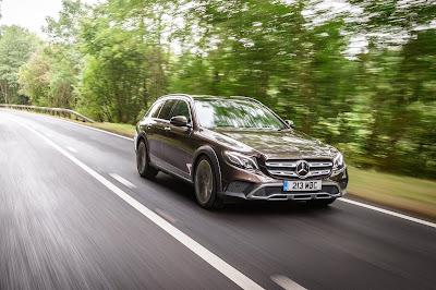 Mercedes Benz 2018 E-Class Estate Review, Specs, Price