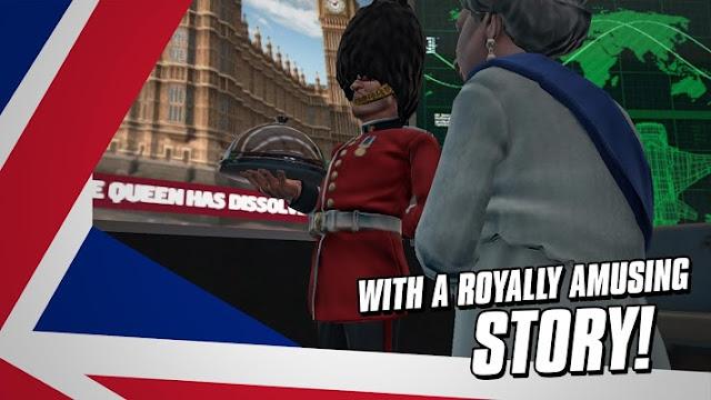 Screenshot Her Majesty's SPIFFING v1.0 APK